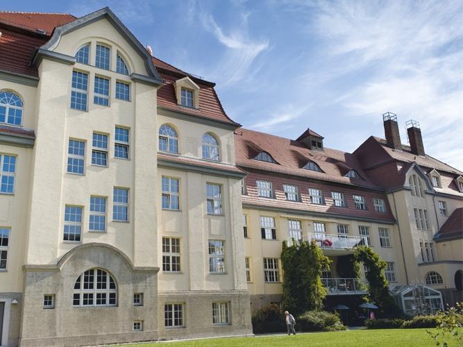 Paul-Riebeck-Stiftung zu Halle an der Saale, Altenpflegeheim Akazienhof