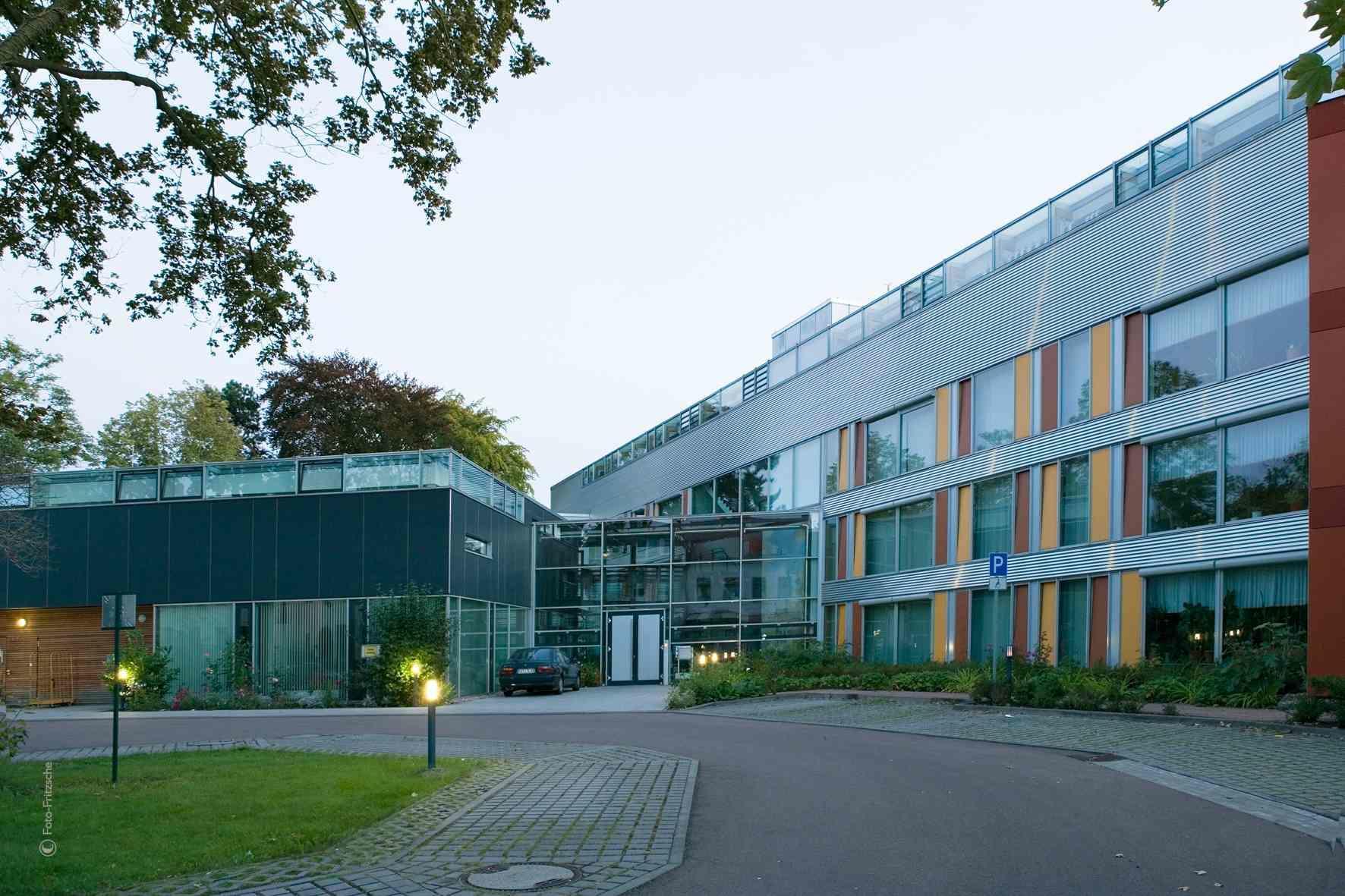 St�dtisches Pflegeheim Am Lutzepark
