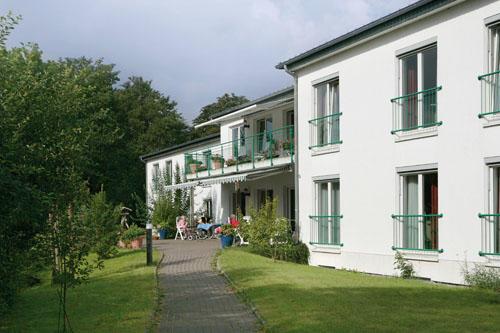 Haus der Betreuung und Pflege  Friedrikenhof Flensburg