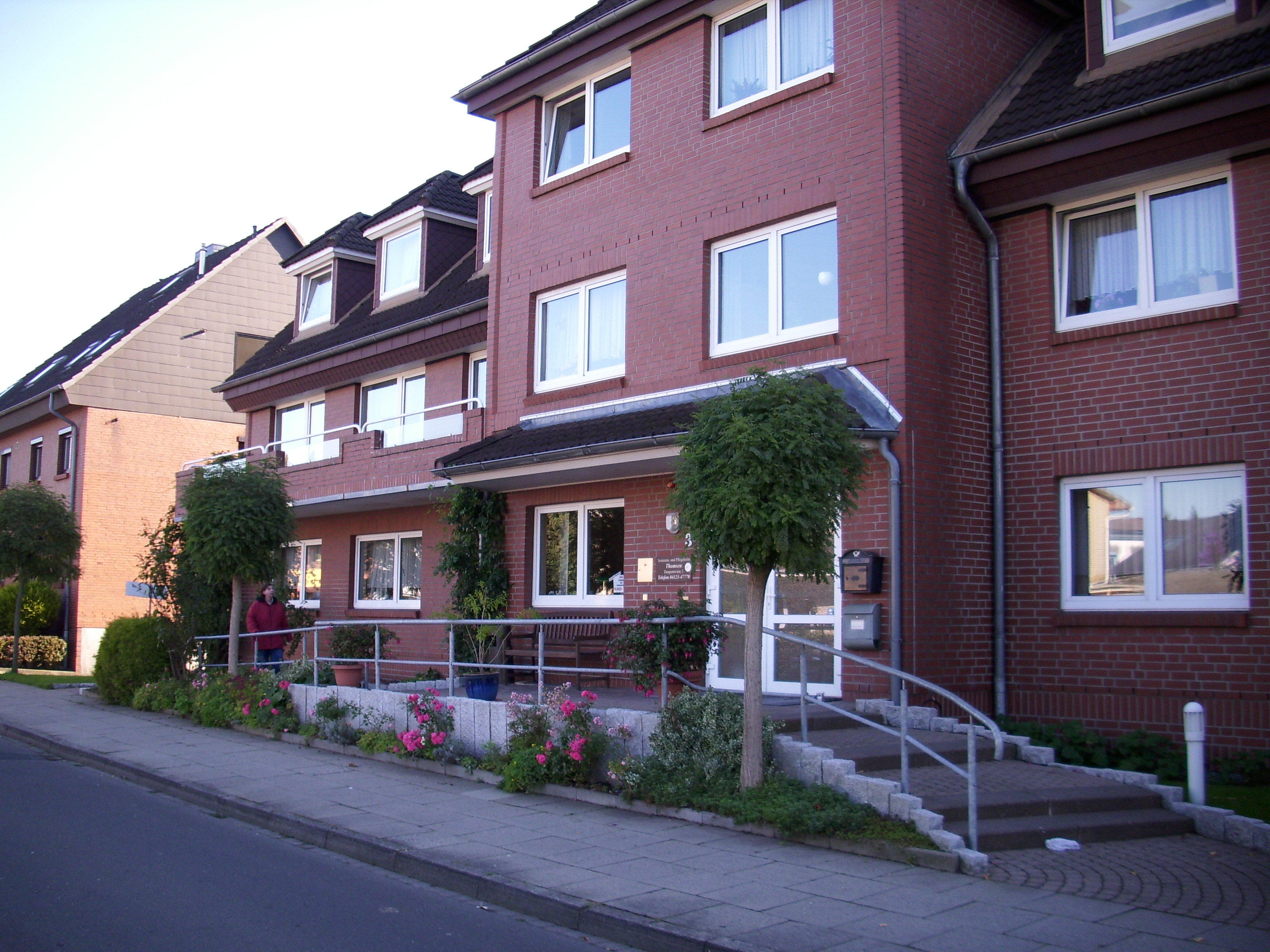Seniorenhaus & Pflegeheim Thomsen