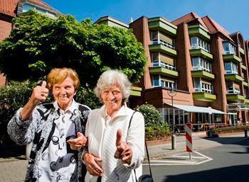 Wohnstift Bremen GmbH CURANUM Seniorenstift Findorff