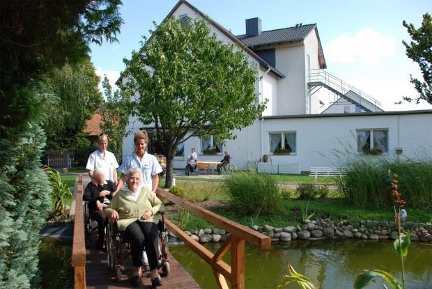 Seniorenpension Zeug Haus 2