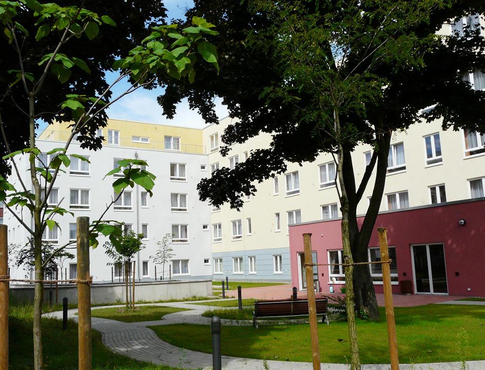 Senioren-Wohnpark Oberhausen
