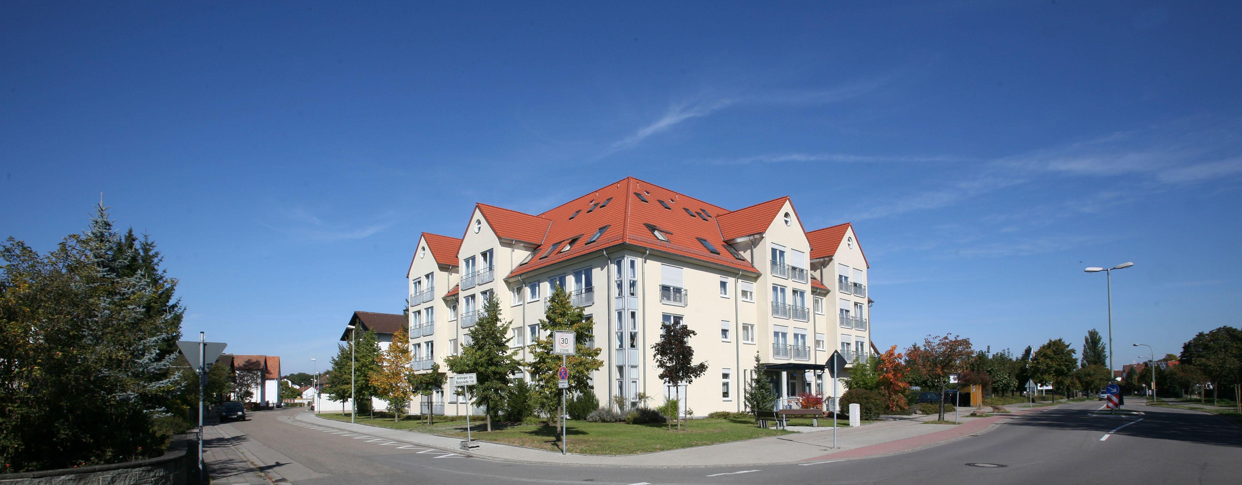 AWO Seniorenhaus