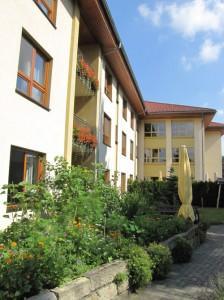 Altenpflegeheim Johann Hinrich Wichern