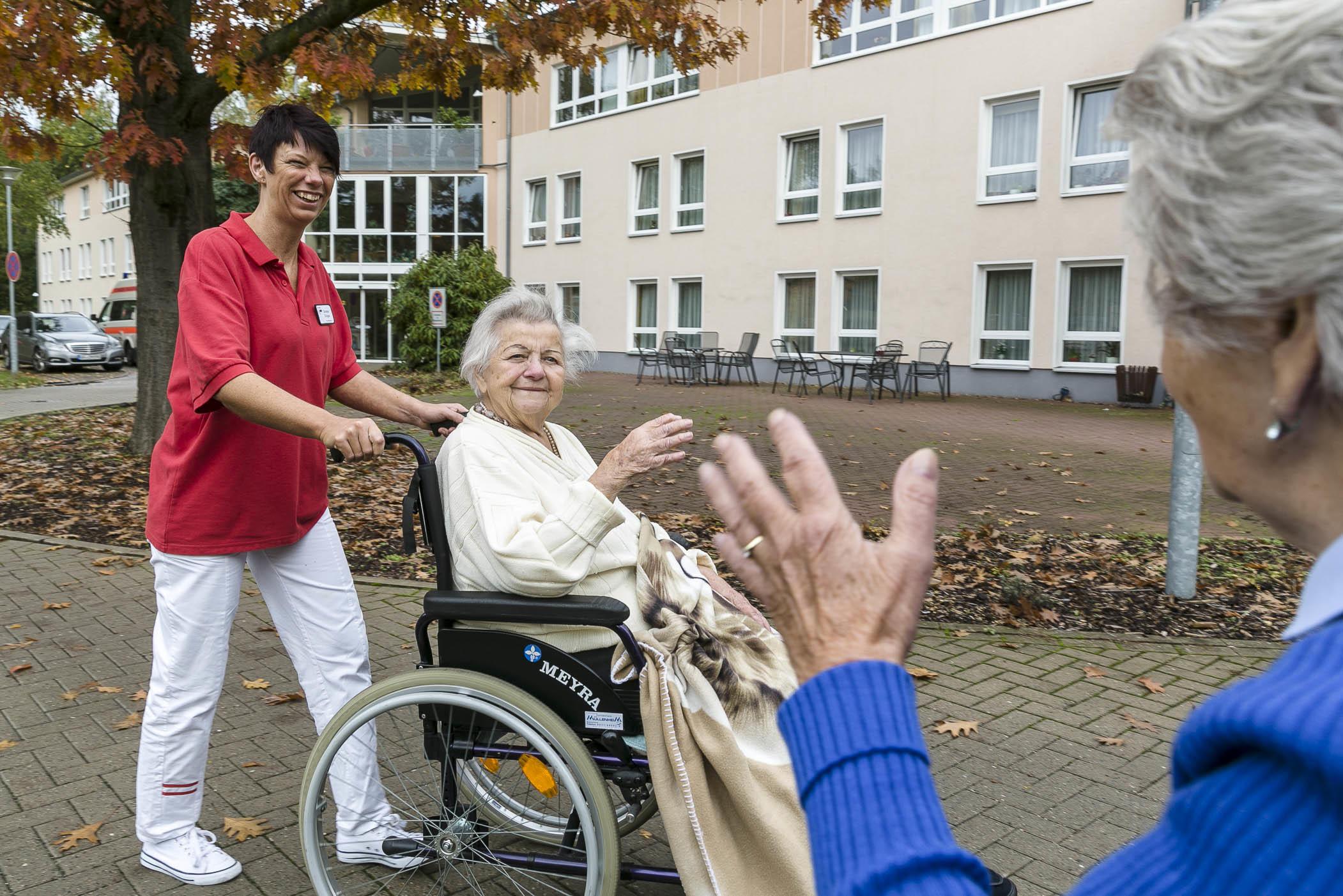 AWO Wohn- und Pflegeheim Querum