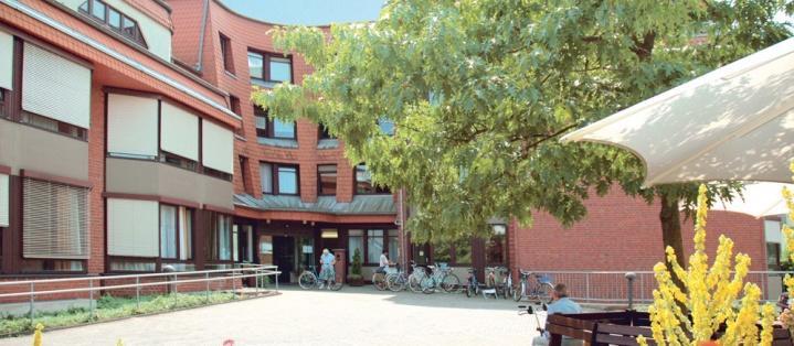 Altenheim Maria-Hilf
