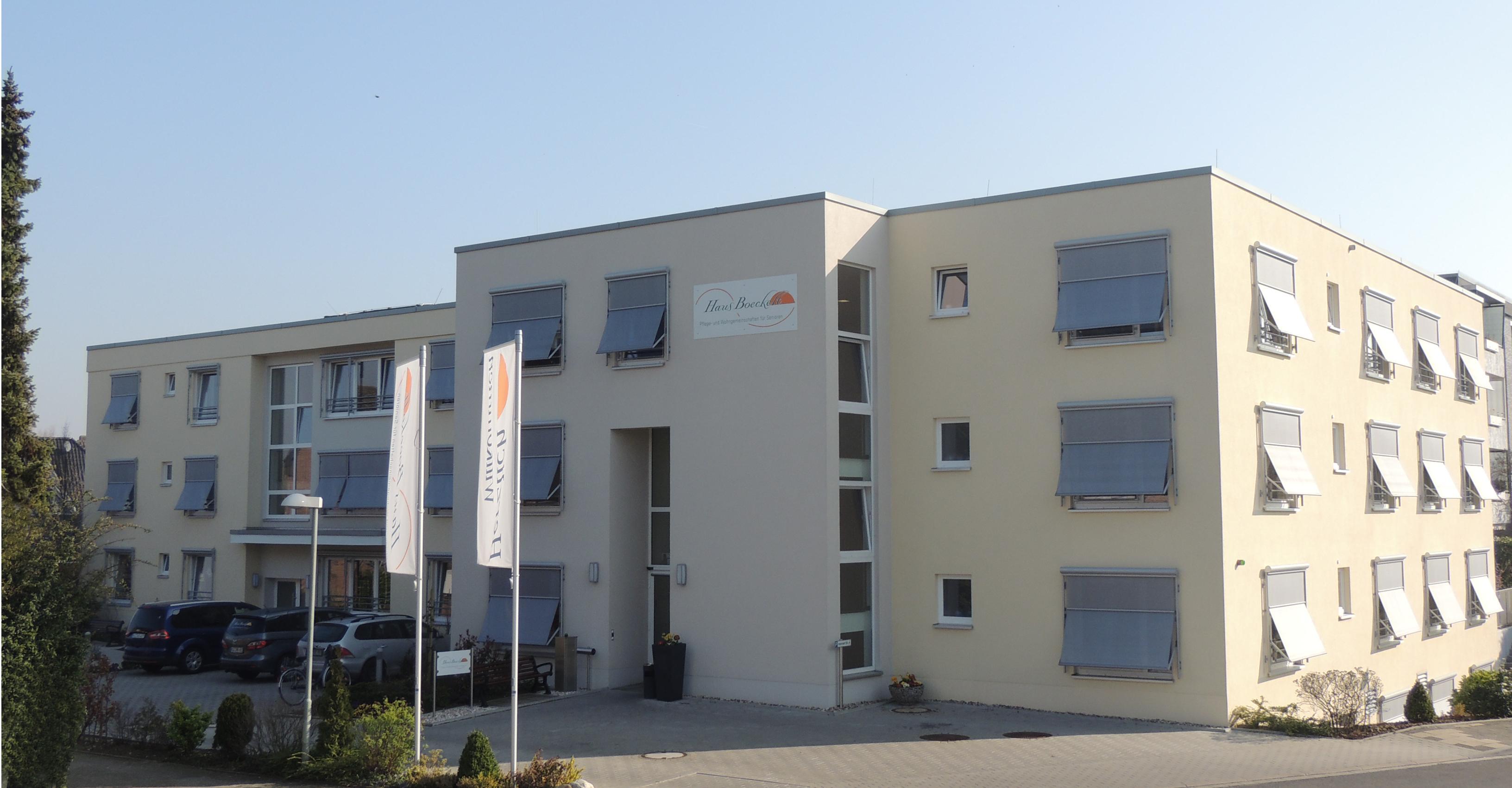 Haus Boeckelt - Pflege- und Wohngemeinschaft f�r Senioren