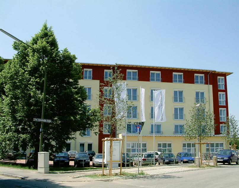 Senioren-Wohnpark Landshut Gmbh