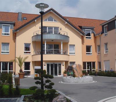 Senioren- und Pflegeheim Haus M�ller GmbH