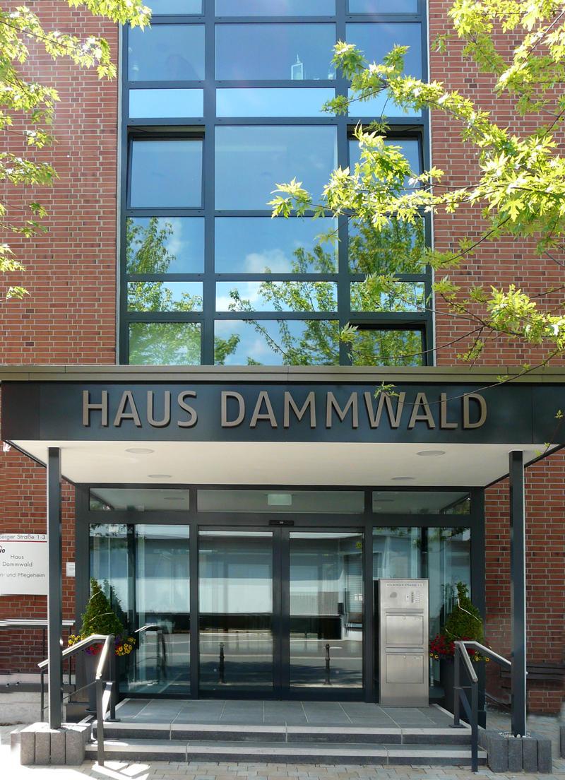 AWO Sozialzentrum Haus Dammwald