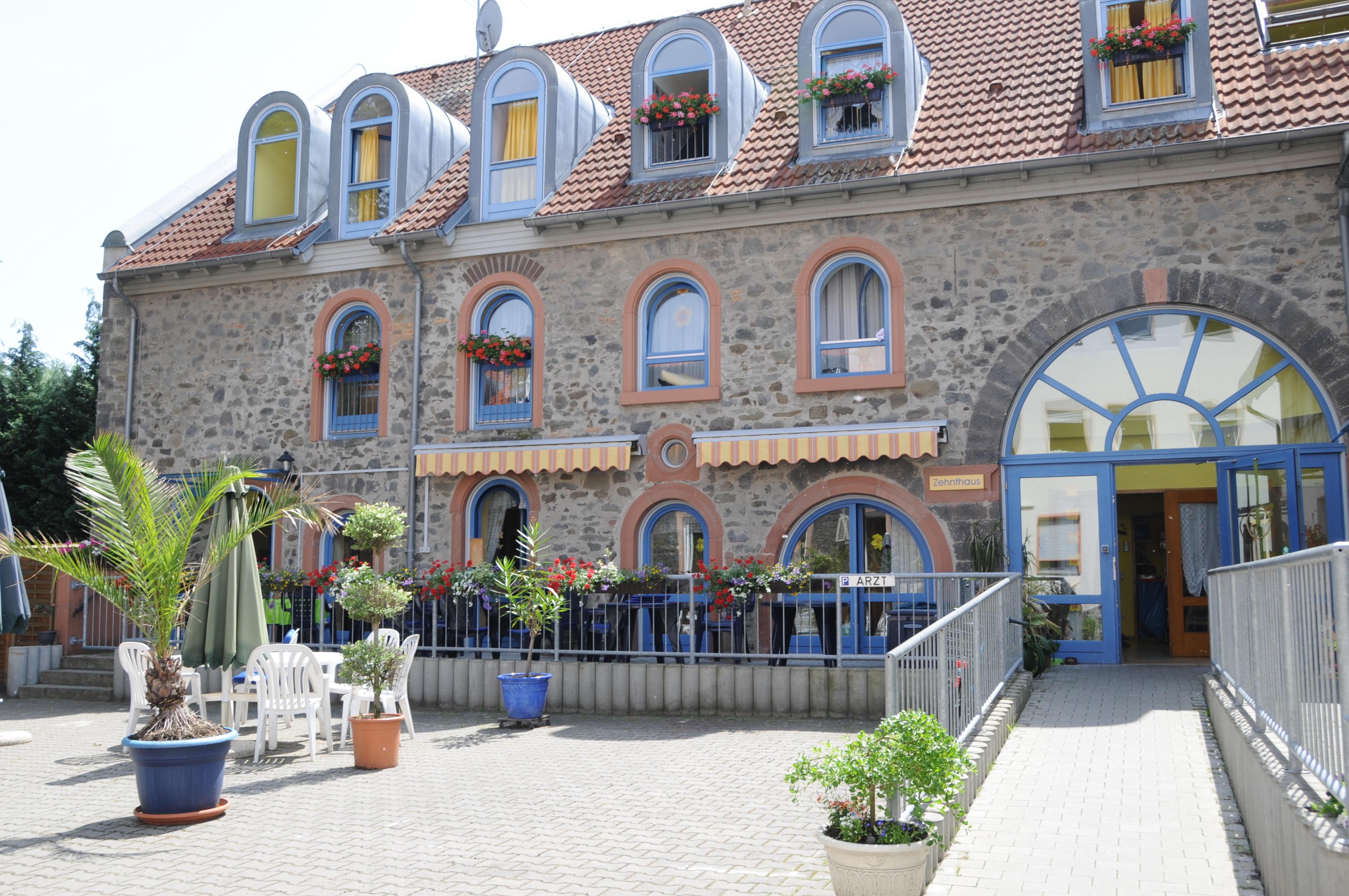 Pflegezentrum Steinheim Mainterrasse