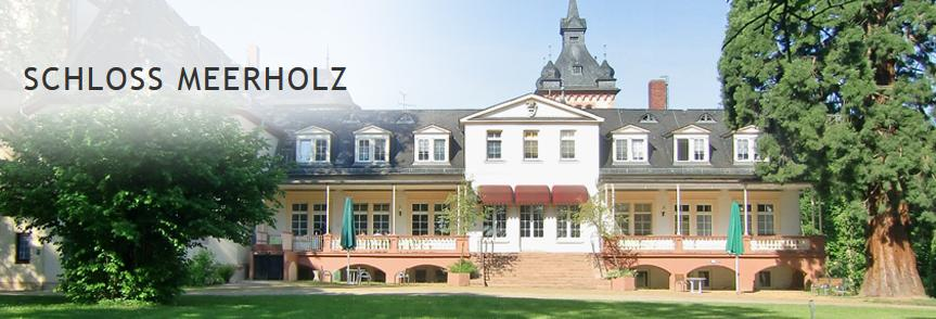 Pflegeeinrichtungen Schloss Meerholz