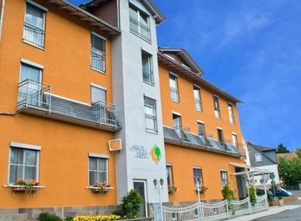 Haus Geist -Altenpflegeheim L�tzelbach GmbH