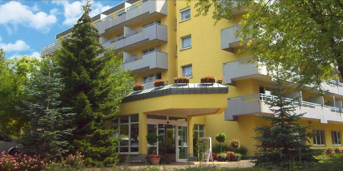 Alten- und Pflegeheim Haus Weiherberg