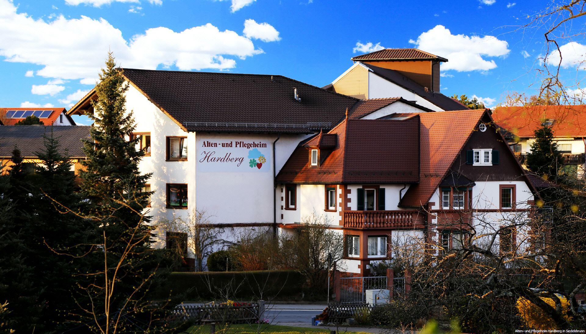 Alten-und Pflegeheim Hardberg