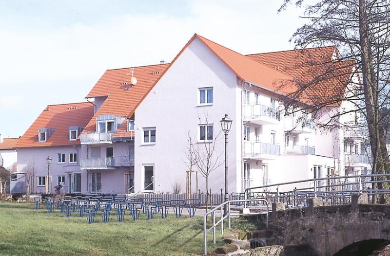 Zentrum f�r Betreuung und Pflege Curanum Tuchmachergasse