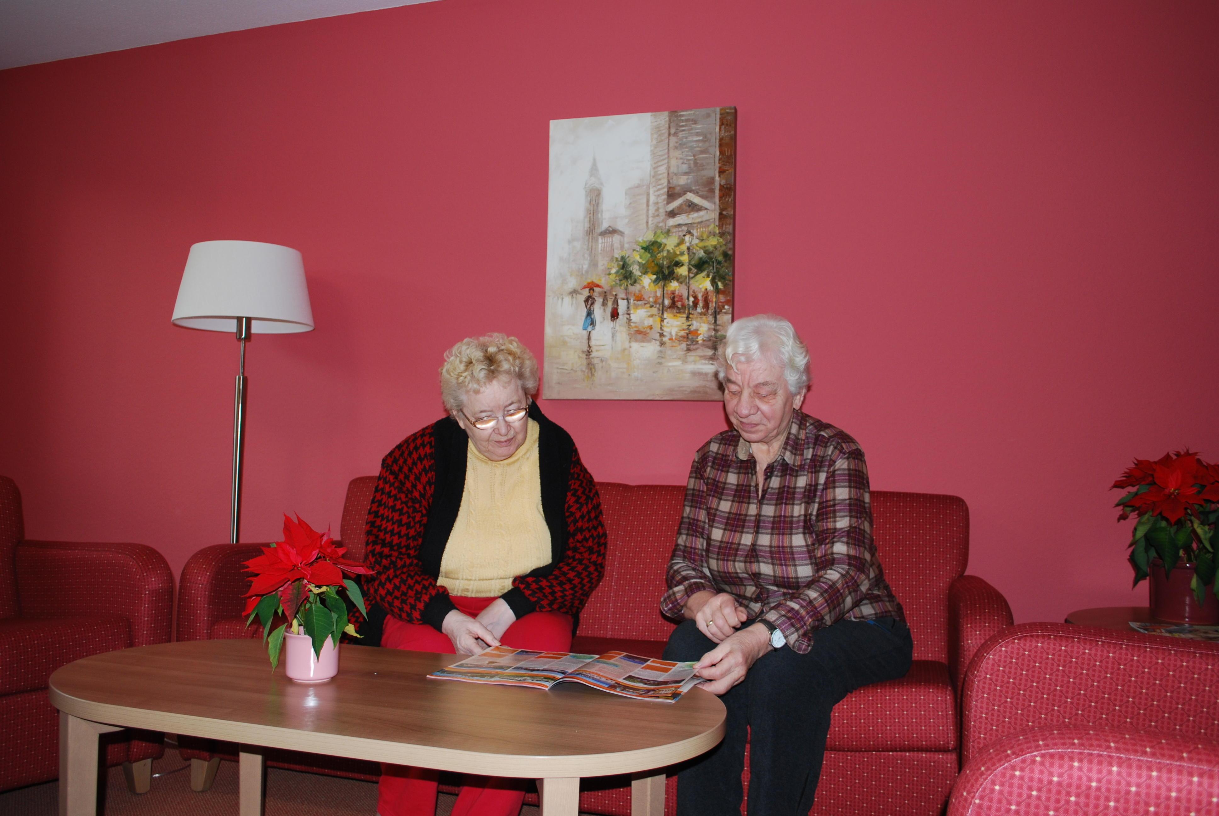 Haus Edelberg Senioren-Zentrum Bad Friedrichshall