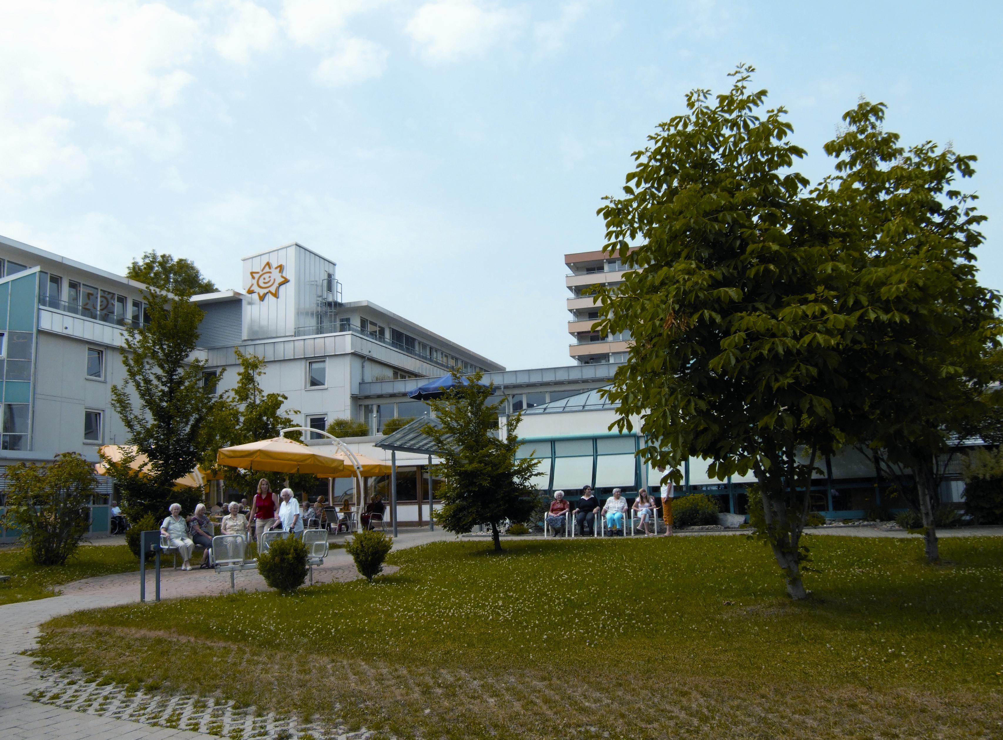 Allg�uStift Gesundheits- und Pflegezentrum Marienheim