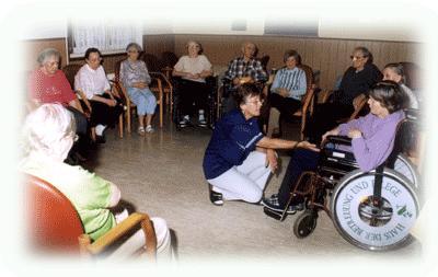 Haus der Betreuung und Pflege N�rnberg Nord