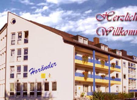 Seniorenheim Hor�nder
