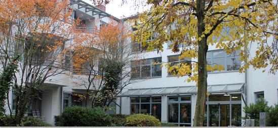 Seniorenheim Heilig-Geist-B�rgerspital-Stiftung