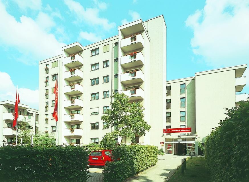 Pro Seniore Krankenheim Eichborndamm