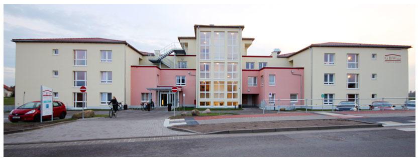 GBW Pflegeheim Anklam