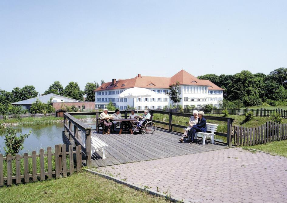 Senioren-Wohnpark Aschersleben GmbH