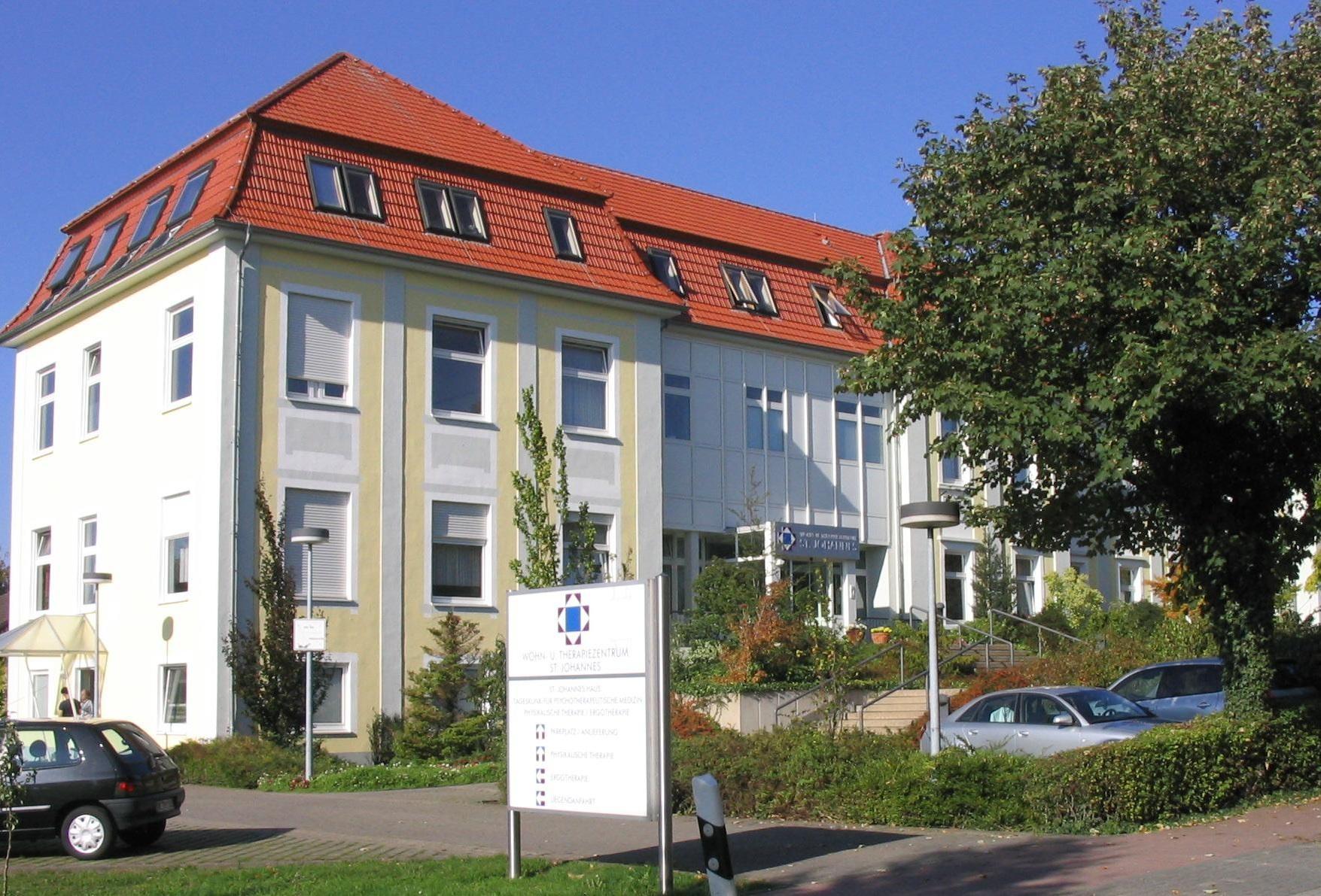 Senioren- und Pflegeheim St. Johannes-Haus