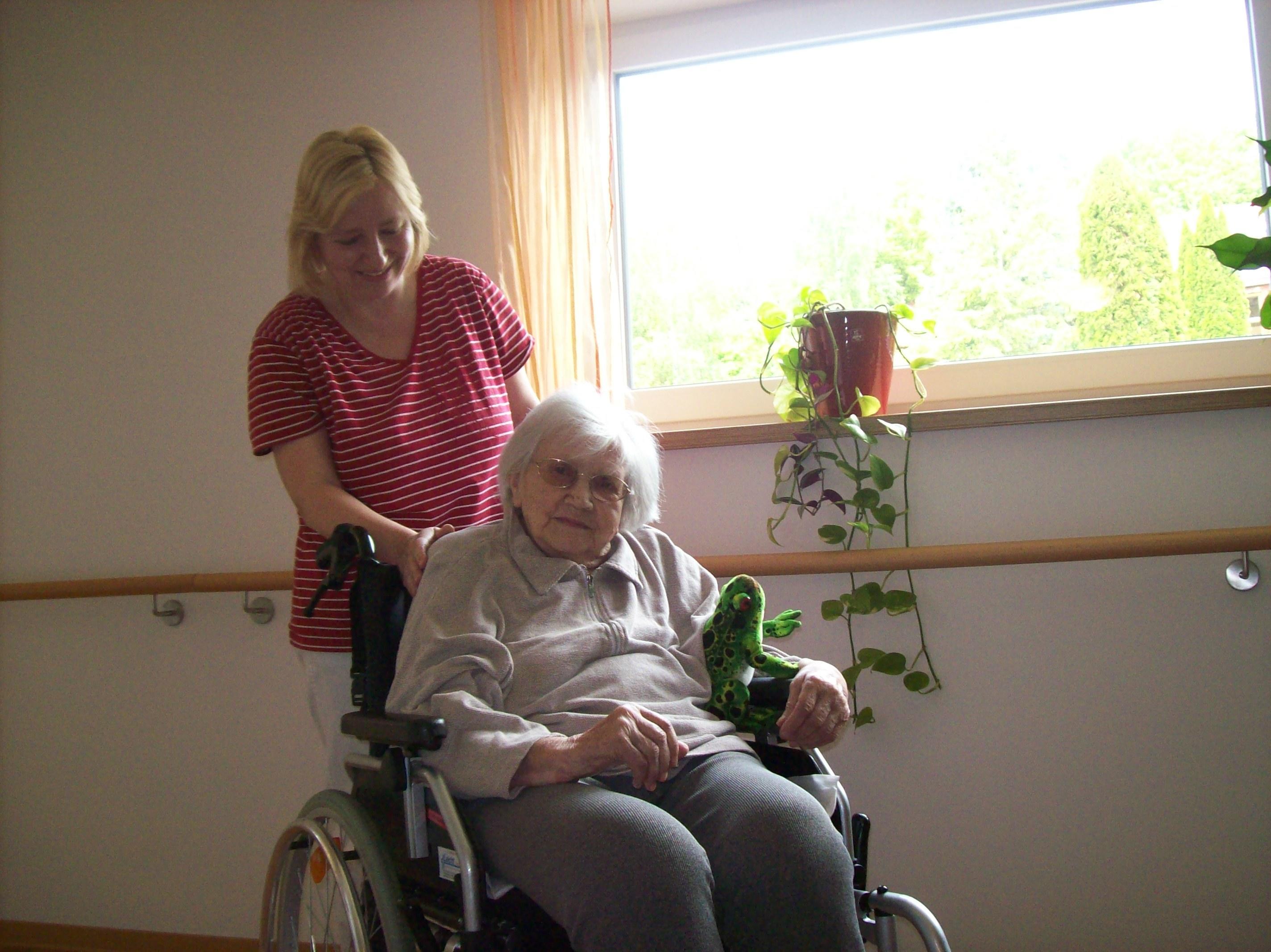 Seniorenpflegeheim Ipf-Hof