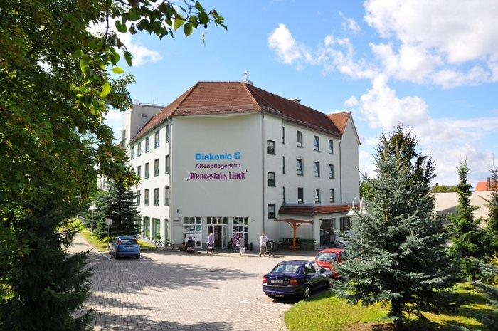 Altenpflegeheim Colditz Wenceslaus Linck