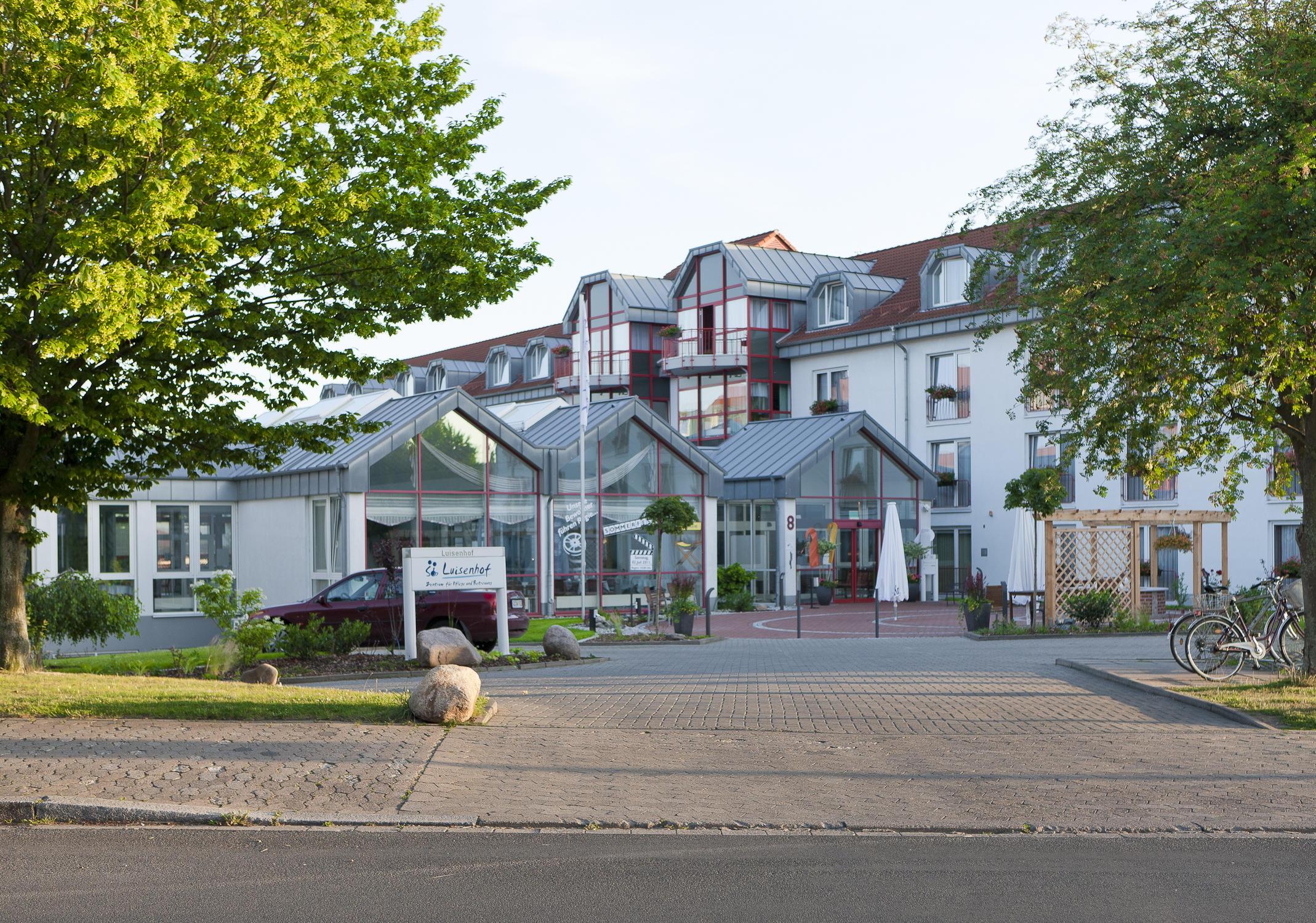 SenVital Senioren- und Pflegezentrum G�ttingen Luisenhof