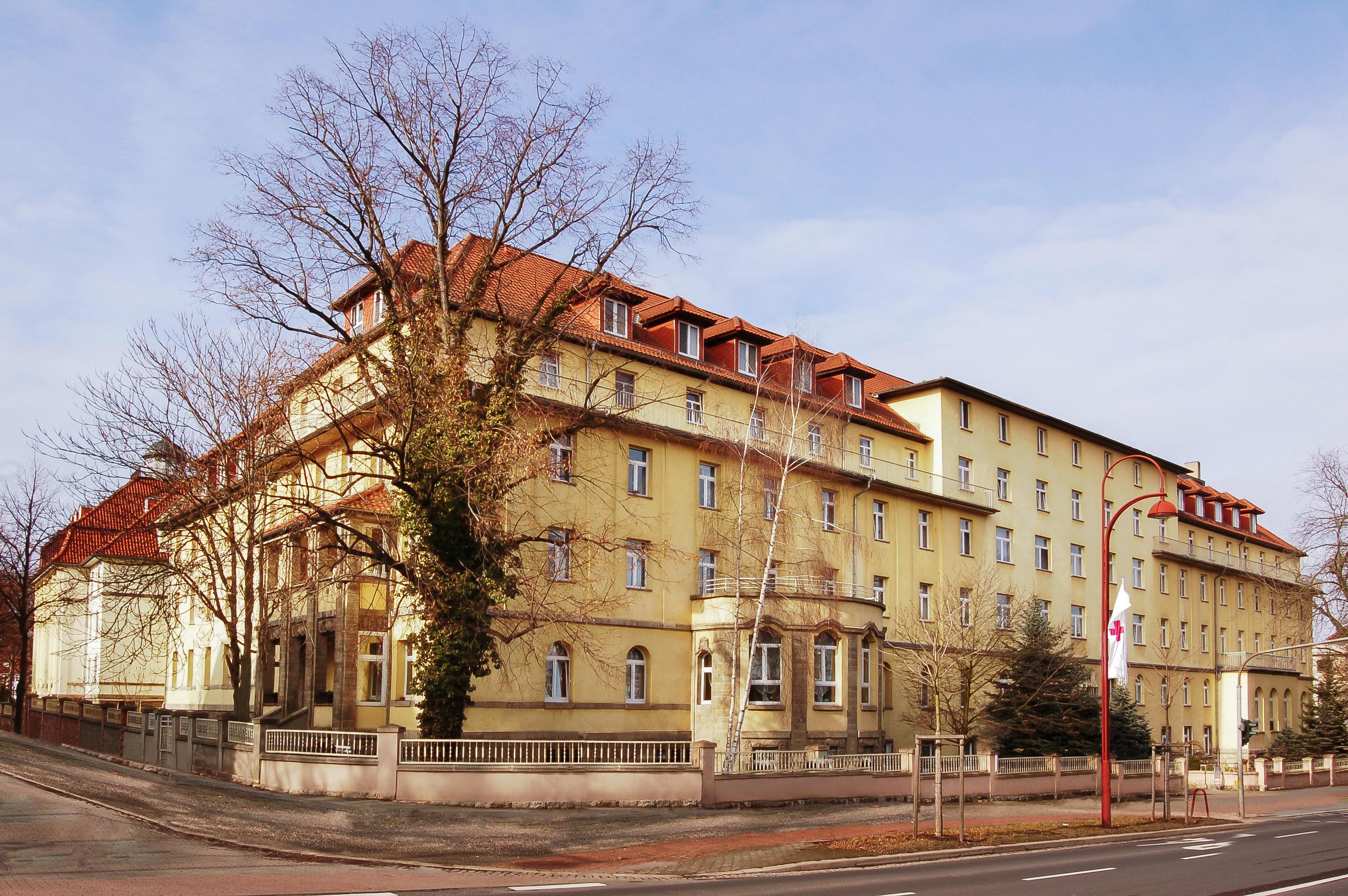 DRK gemeinn. Pflegegesellschaft Th�ringen mbH Christianenheim