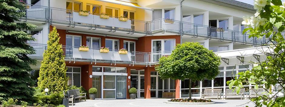 Gemeinn�tzige Wohn- und Pflegezentrum Annaberg-Buchholz GmbH - Haus Louise-Otto-Peters-Stra�e 13