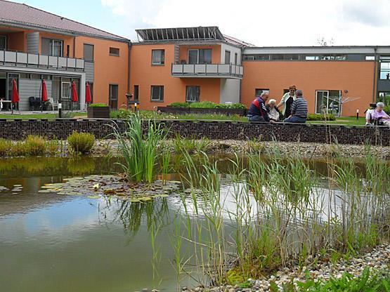 DRK-Seniorenwohnpark Gro�r�schen