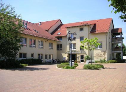 Senioren-Wohnpark Bad Langensalza - Betriebsst�tte Gro�vargula