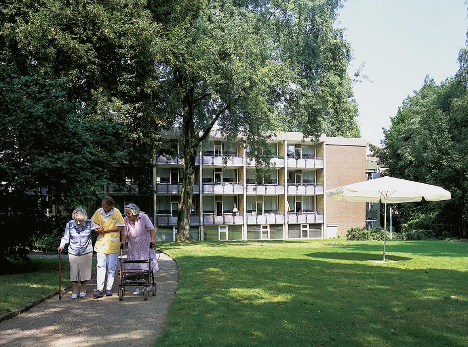 Senioren-Wohnpark Flora Marzina
