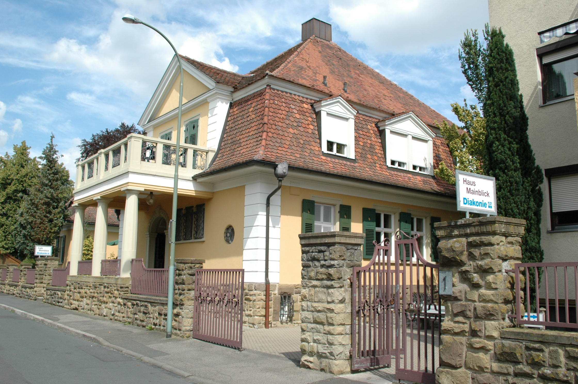 Diakonie Haus Mainblick