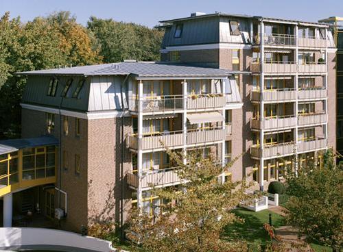 Seniorenresidenz Curanum K�ln am Rhein