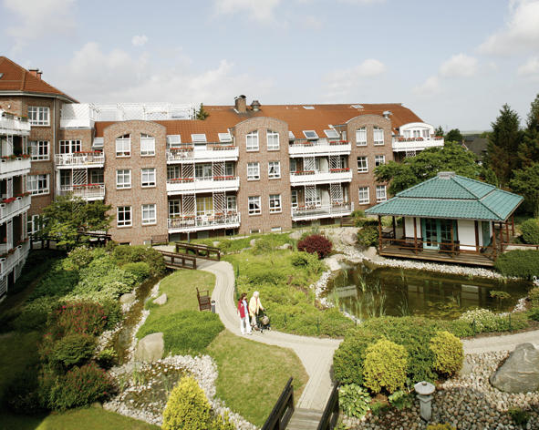 Astor-Park Langen - Senioren-Residenz