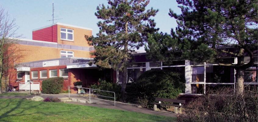 Altenzentrum der AWO Walter-Gerling-Haus