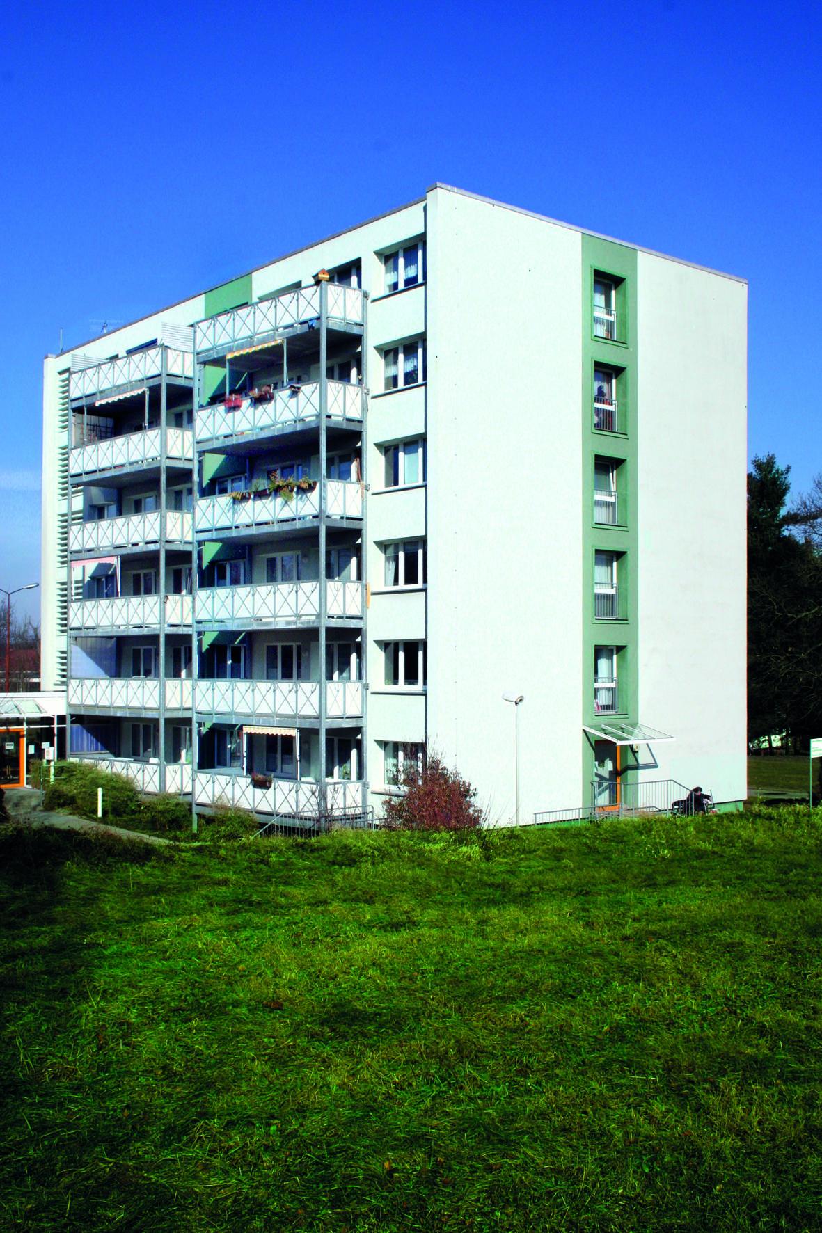 Betreutes Wohnen Meerane  Seiferitzer Hof