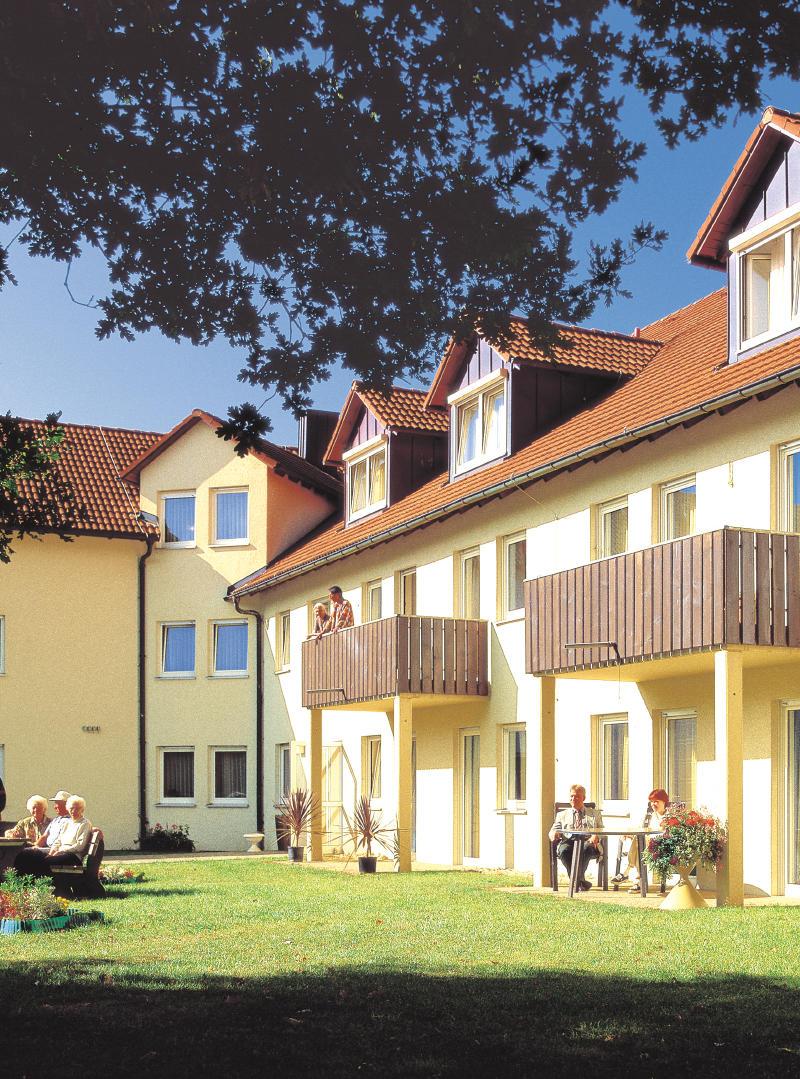 Zentrum f�r Betreuung und Pflege am Hofgarten Oettingen