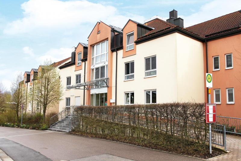 Zentrum f�r Betreuung und Pflege Parsberg