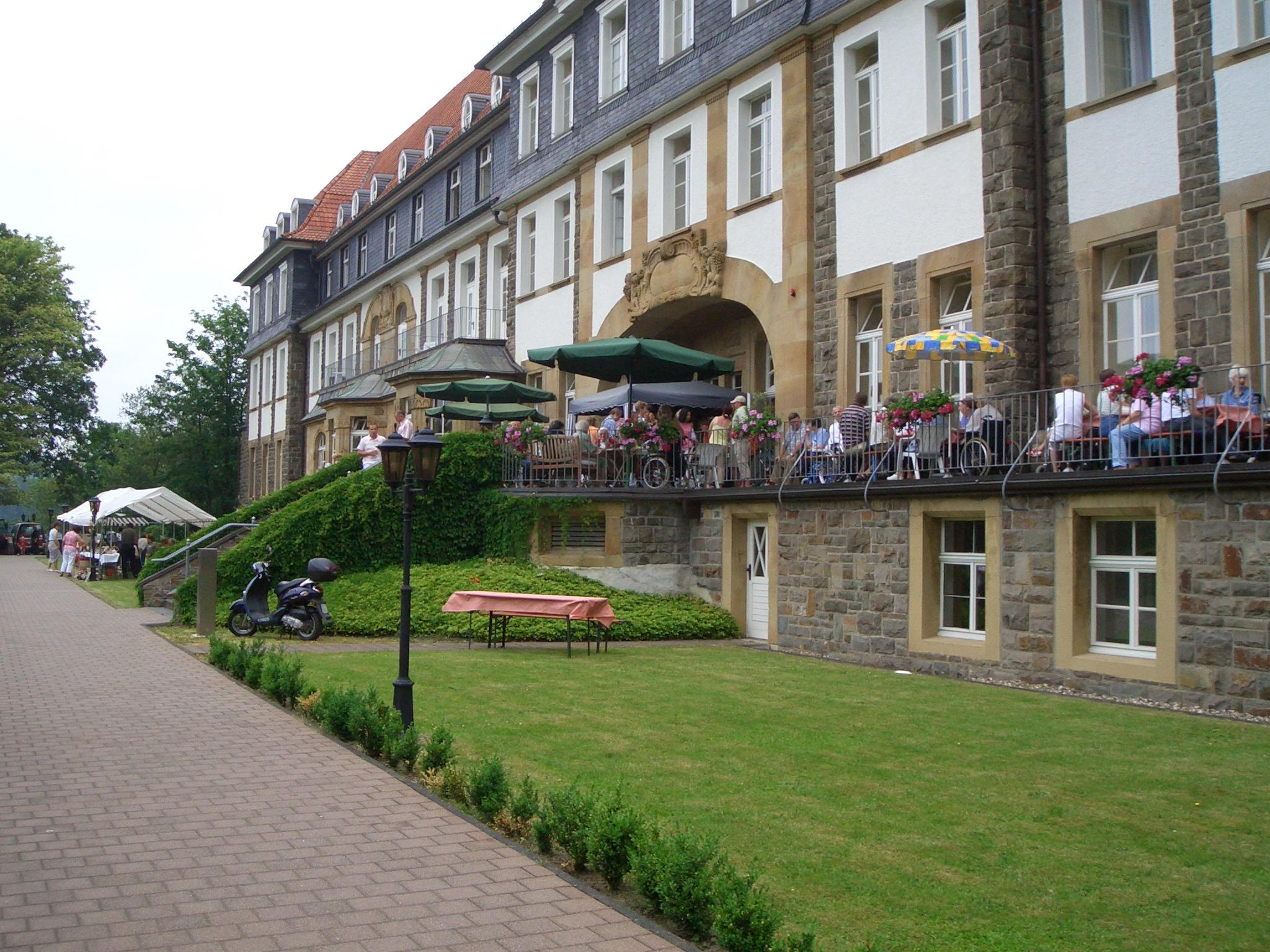 Seniorenresidenz am Burgberg