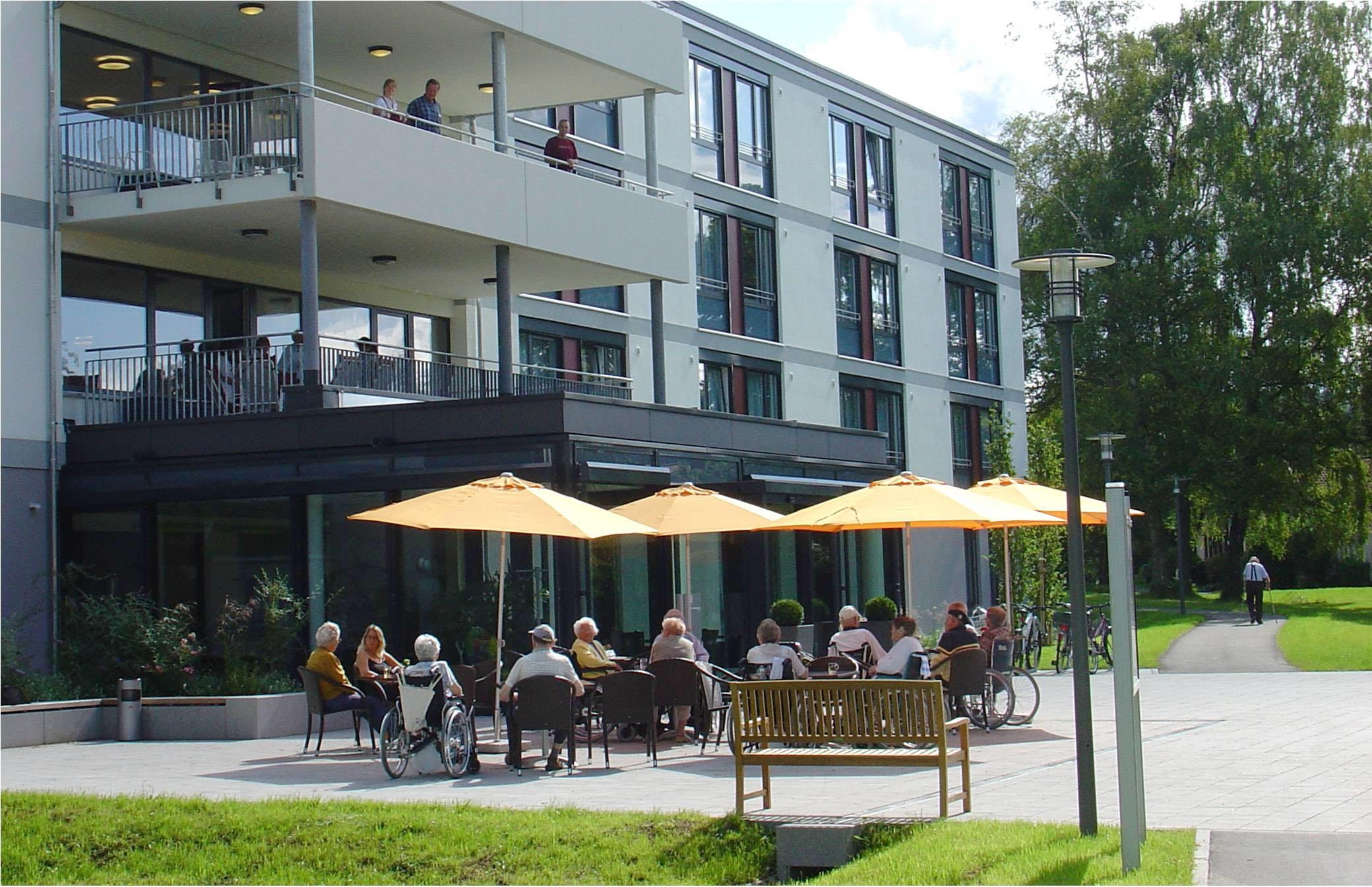 Altenzentrum B�rgerheim