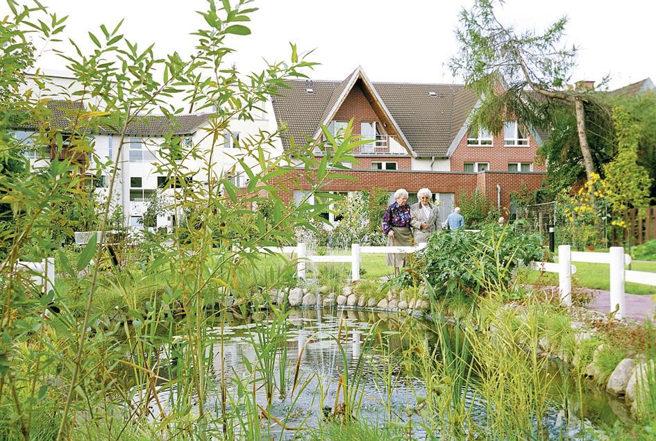 Senioren-Wohnpark Erkner GmbH