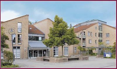 Alten- und Pflegeheim Haus am B�rgerpark C.Rupsch