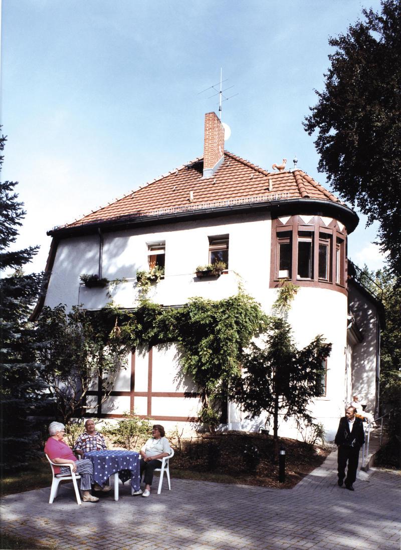 Psychiatrisches Zentrum f�r Betreuung und Pflege am Sandwerder Berlin-Wannsee